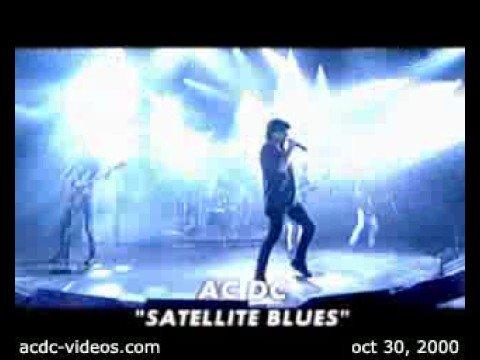 AC/DC - Satellite Blues - [Live On Paris Television]