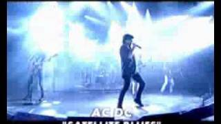 AC/DC - Satellite Blues - [Live On Paris Television]