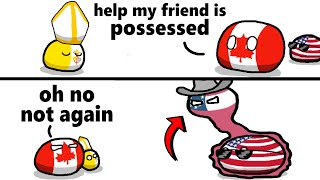 So True It's Scary...(Countryballs)