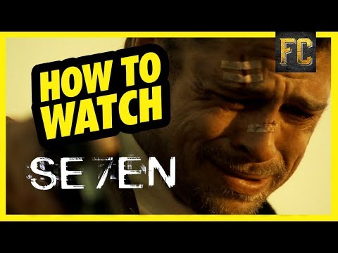 How to Watch Se7en | David Fincher's Seven Explained | Flick Connection