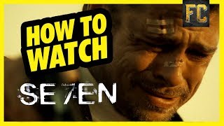David Fincher's Seven is one of my favorite movies of all time and ...