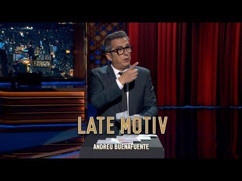"LATE MOTIV - Monólogo de Andreu Buenafuente ""Voto por correo""  LateMotiv514"