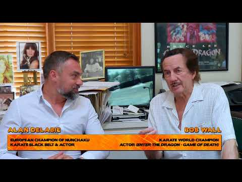 interview Bob Wall & Alan Delabie  Anatomy of An Antihero