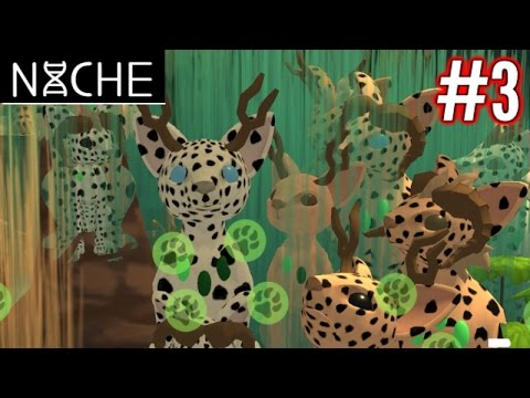 Population Explosion! | Ep 3 | Niche: A Genetics Survival Game