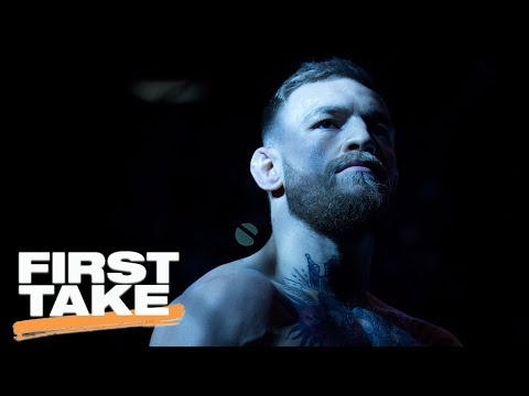 Thumbnail: Former Heavyweight Champion Says McGregor Will Knockout Mayweather | First Take | June 27, 2017