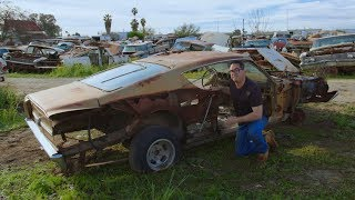 Junkyard Mecca: Over 70 Acres of Possibilities!—Junkyard Gold Preview Ep. 16