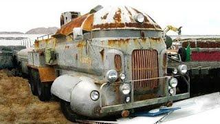 Най-невероятните изоставени и захвърлени машини, които сте виждали!