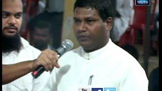 Christian Pastor Sunil Vettumala Ask a Question to MM Akbar | Chinvad Palam