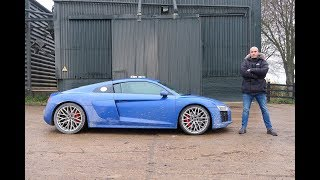 AUDI R8 RWS REVIEW *Ultimate R8 V10