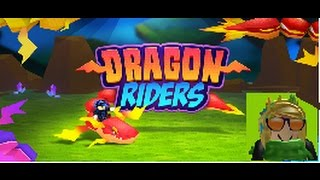ROBLOX dragon riders(i'm good at this game!)