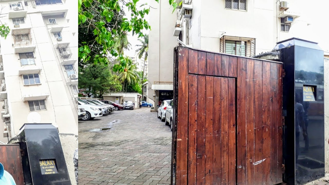 Galaxy Apartment Salman Khan S House Bandra Home Mumbai