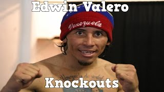 Edwin Valero - Highlight Reel