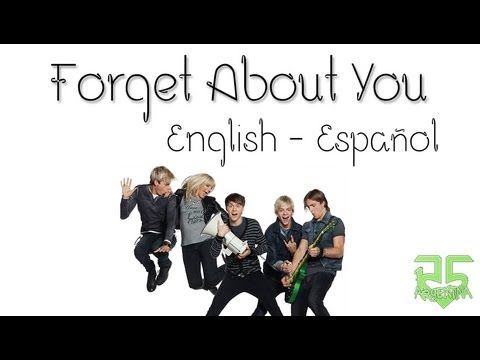 Forget About You | R5 | Lyrics | Español