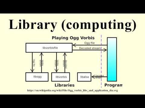 Library (computing)
