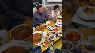 계룡맛집 맛나감자탕 장모님 생일축하노래