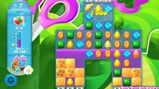 Candy Crush Soda Saga Level 446 No Boosters