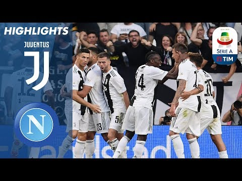 Juventus 3-1 Napoli | Juventus Win Battle At The Top | Serie A