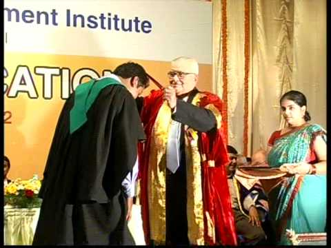 TAPMI 26th Convocation:Part4#9