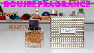 JIMMY CHOO ILLICIT FLOWER UNBOXING/REVIEW
