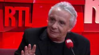 Vidéo exlusive de Michel Sardou - RTL - RTL