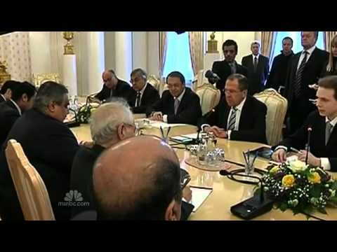 U.S. Closes Syrian Embassy; Genocide in Syria Intensifies (Feb 6, 2012 - NBC)