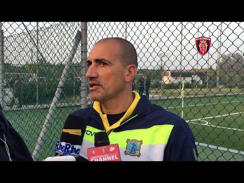 Post gara San Marino-Campobasso: Mister Di Meo