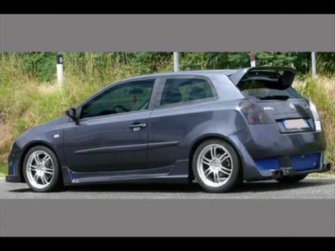 piece tuning fiat stilo