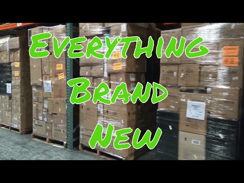 4GM Assorted New Overstock Lots