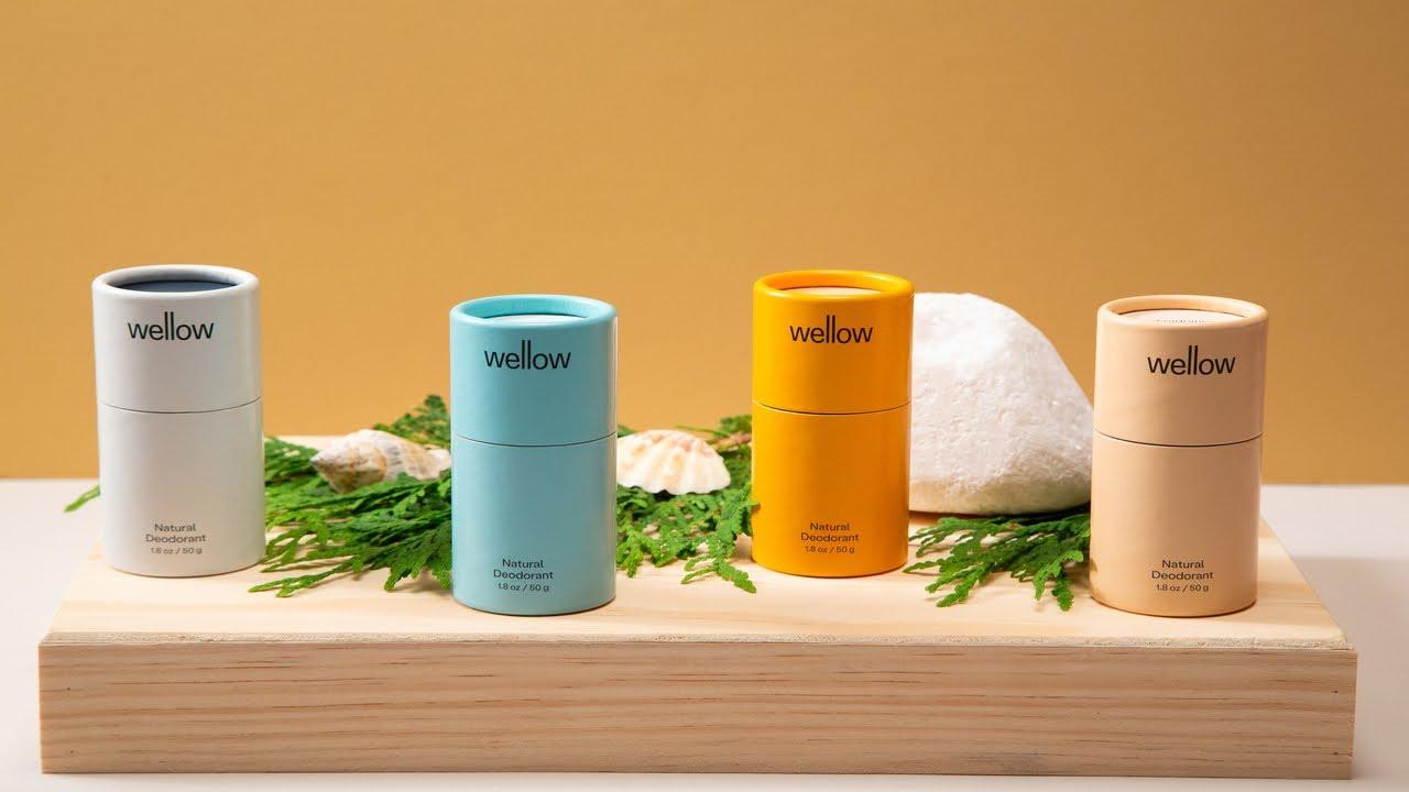 Wellow - The Deodorant That Creates No Waste | Indiegogo