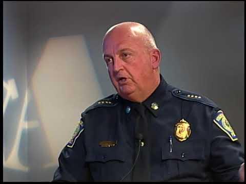 Foxborough Central #222 Meet Chief William D. Baker