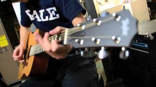 Tokyo Police Club - Favourite Food (Acoustic Cover)