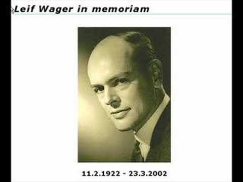 Leif Wager - Romanssi