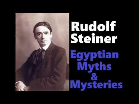 Rudolf Steiner - Egyptian Myths and Mysteries *Full Audiobook*