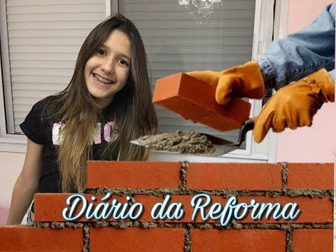 Diário da Reforma do Meu Quarto #1