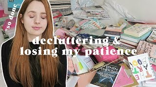 Decluttering and organising stationery, books and paper 📚 Sort Your Life out 2