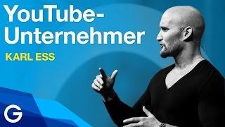 Vom Personal-Trainer zum YouTube-Star // Karl Ess