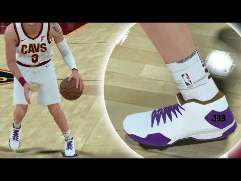 OFFICIALLY WEARNING ZO2 PRIMES WITH BIG BALLER BRAND! NBA 2K18 My Career