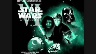 Star Wars Return of the Jedi soundtrack The Battle Of Endor II