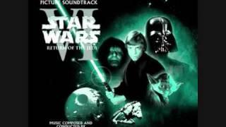 Star Wars Return of the Jedi soundtrack The Battle Of Endor II