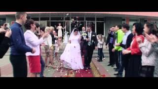 Свадебный клип Максим и Ирина 18 апреля 2015 год.г.Губкин