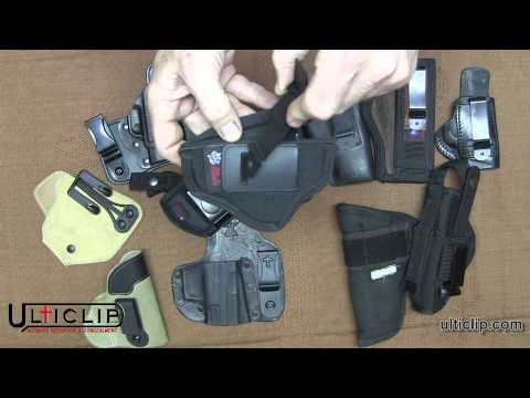 Holsters That Fit Ulticlip
