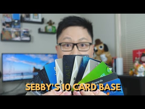 My 10 Card Base (Sebby's Keeper Cards)