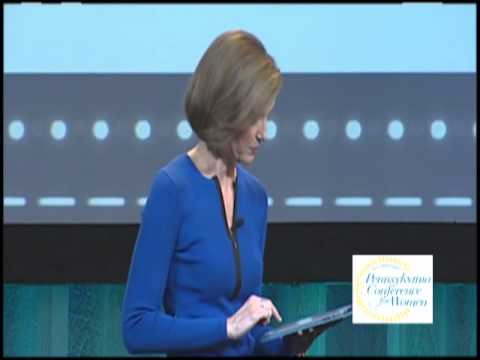 Sallie Krawcheck on Women & Leadership: Pennsylvania Conference for Women 2013