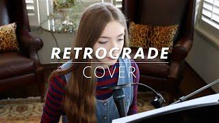 James Blake - Retrograde (Cover)