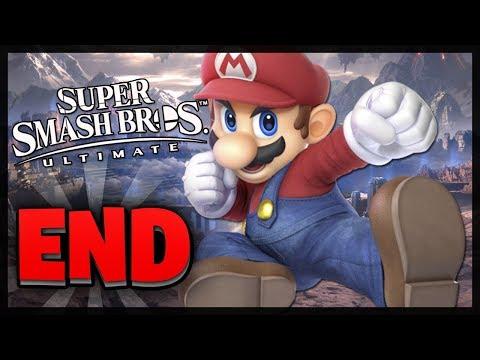 Super Smash Bros Ultimate Part 19 Story Mode World of Light! FINAL BOSS + True ENDING?