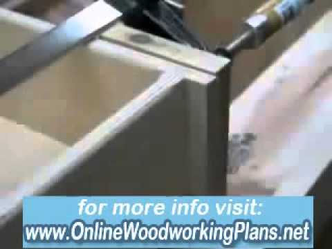 Woodworking Ideas – Furniture Plans, Easy Woodworking Projects