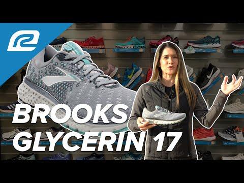 womens brooks glycerin 17