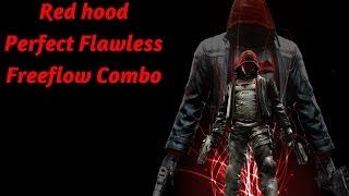Batman Arkham Knight: Red Hood Perfect Freeflow ( No Hits )