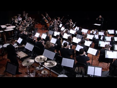 UNT Wind Symphony: John Mackey - Wine-Dark Sea: Symphony for Band