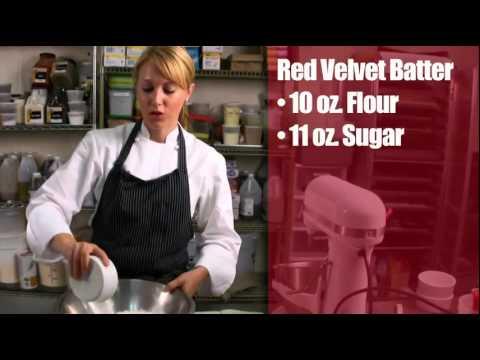 Chef Andi Hell 39 S Kitchen Worldfare Red Velvet Cheesecake Bunnies Youtube